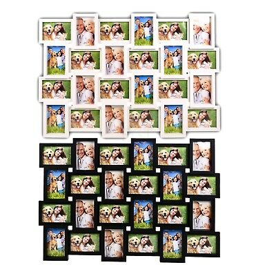 24 Large Photos Multi Picture Wall Frame Memories Collage Aperture decoration