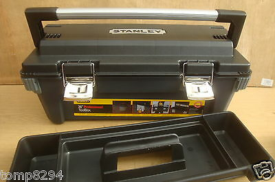 "Stanley 26"" Professional Heavy Duty Toolbox 1 92 258"