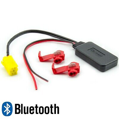 Bluetooth AUX Adapter Kabel für Smart ForTwo 451 ab 2007 iPhone MP3 Radio Handy