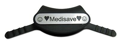 3M™ Littmann® Stethoscope Identification Tag, Black