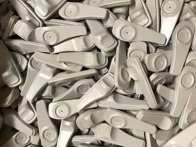 1000 Sensormatic Supertag Ii ®  Tags With Pin - Original Eas Preowned 58Khz