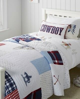 Complete Bedding Set The Little White Company, Linen, Quilt & Cushion RRP £263!