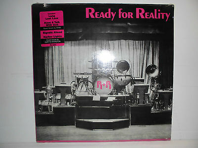 Ready for Reality - Same  12* LP Neu