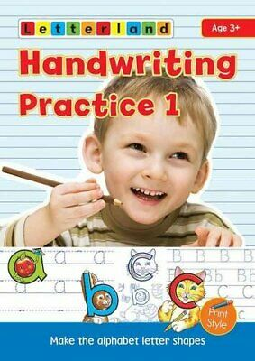 Handwriting Practice (My First Alphabet Handwriting) by Lyn Wendon Paperback The