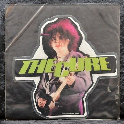 "The Cure - The Peel Sessions - Limitiert - 12"" - Picture Disc Shape - 671002 - A"
