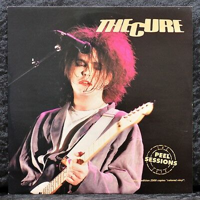 "The Cure - The Peel Sessions - Limitiert - 12"" - Purple Vinyl - F -"