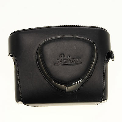 Leica Black ER Case for Leica MP M6TTL M6 M4-P M4-2 fitted with a Leicavit-M
