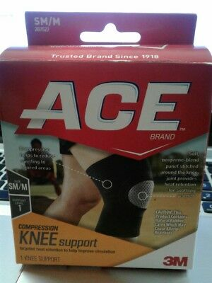 Ace Compression KNEE Support. Size SM/M 207527