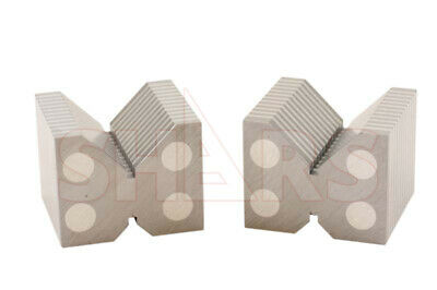 """Out of Stock 90 Days Shars 2"""" x 2-3/8"""" x 1-7/8"""" Magnetic Transferring Chuck Matc"""