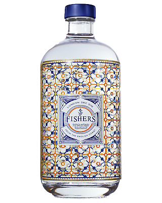 Fishers London Dry Gin 500mL bottle