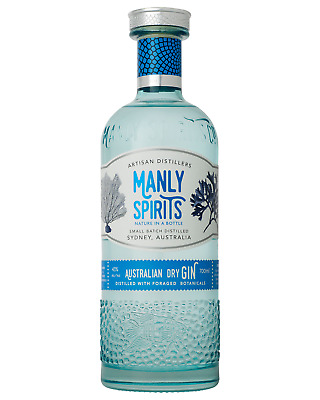 Manly Spirits Co. Australian Dry Gin 700mL bottle