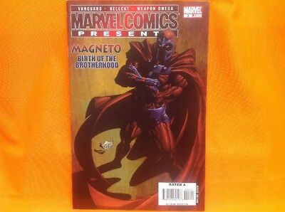 Marvel Comics Presents Magneto Birth Of The Brotherhood #3 Jan. 2008 X-Men