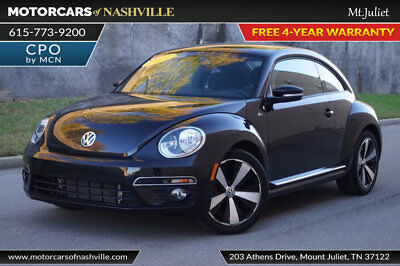 2014 Volkswagen Beetle-New 2dr DSG 2.0T Turbo R-Line