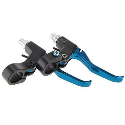 2pcs Bike Brake Lever For Cycling BMX MTB Mountain Bicycle Aluminium Alloy