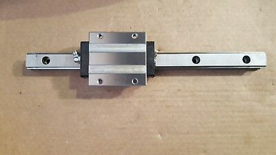 THK 290MM RAIL W/ HSR20 Linear Bearing Block (R1S6.8B6)