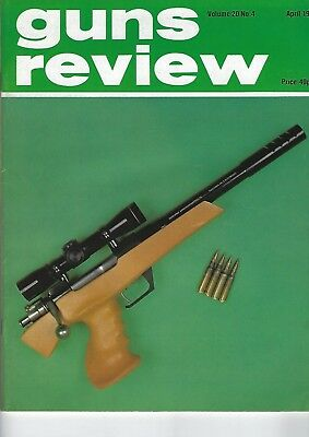 Guns Review - Three Issues From 1980 (4 - 6)