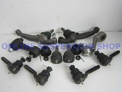 Suits Chrysler Valiant VE VF VG VH VJ VK CL Front Steering & suspension Kit