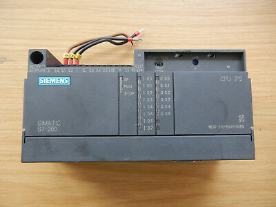 SIEMENS SIMATIC S7-200 CPU212 PART NO.212-1BA01-0XB0 CPU for PLC