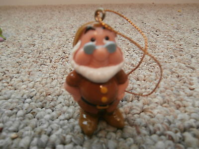 Disney Dwarf Doc Christmas Ornament From Snow White and the Seven Dwarfs