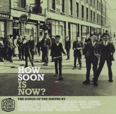 How Soon Is Now? THE SMITHS SONGS BY Various CD