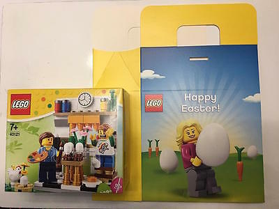 Lego painting easter eggs 40121 newboxed 1145 picclick uk lego easter painting eggs 40121 easter gift box negle Choice Image