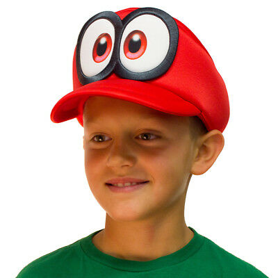 Nintendo Super Mario Odyssey Youth Kids Cappy Hat
