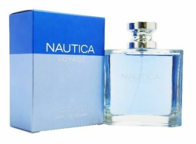 Nautica Voyage by Nautica 3.4 oz/100 ml EDT Cologne for Men New In Box SEALED
