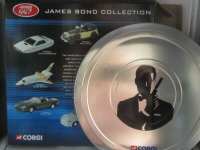 Corgi Junior James Bond 007 Film Canister 8 Piece Gift Set 'rare Mint'  Ty99135