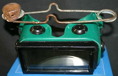 WELDING/ BRAZING GOGGLES w/ TORCH SPARKER