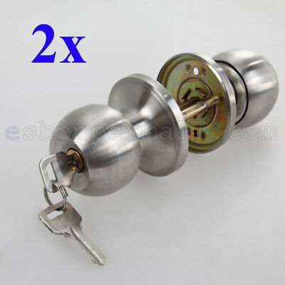 Tell Commercial Heavy Duty Passage Doorknob 3 Hour Fire Rated CL500002