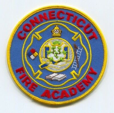 Connecticut State Fire Academy Patch Connecticut CT SKU146