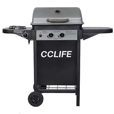 Brenner Gasgrill Gas-Grill BBQ Barbecue Toronto Grill Grillwagen Standgrill Set