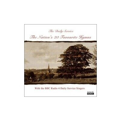 Various Artists - The Nation's 20 Favourite Hymns - Various Artists CD NJVG The