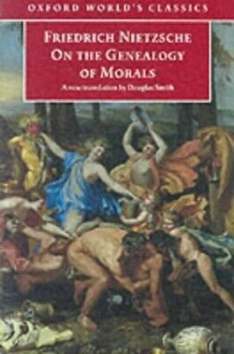 On the Genealogy of Morals: A Polemic. By w... by Nietzsche, Friedrich Paperback