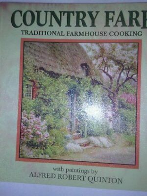 Country Fare: Traditional Farmhouse Cooking (Country Kitchen) Paperback Book The