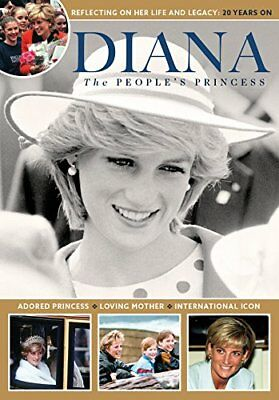 Diana: The People's Princess 2017 by Harisson, Jack Book The Cheap Fast Free