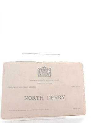 Ordnance Survey of Northern Ireland Sheet 1 North Derry (Anon - 1937) (ID:31181)