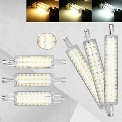 R7S LED Flood Light Bulb 78mm 118mm 12W 16W  2835 SMD Replacement Halogen Lamps
