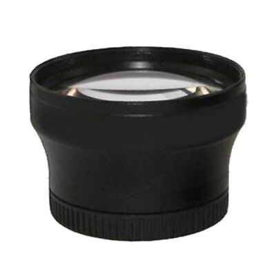 37mm High Definition Multi Coated 2X Telephoto Lens BRAND NEW
