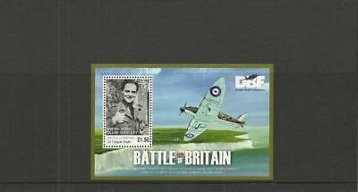 Biot Sgms437 70Th Anniv Of The Battle Of Britain Mnh