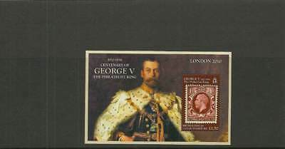 Biot Sgms438 London 2010 Festival Of Stamps Mnh