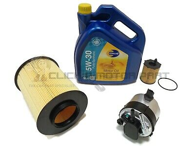 Fits Ford Focus 1.8 TDCi Diesel 01-05 Oil Fuel /& Air Filter Service Kit dsp6