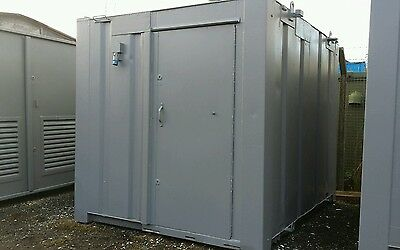 10ft Portable Cabin Portable Office Site Office Security Office Welfare Unit