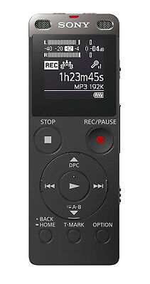 Sony ICD-UX560 Stereo Digital Voice Recorder w/Built-in USB $99 at bestbuy