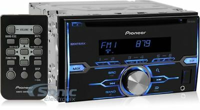 PIONEER Double 2 DIN Car Stereo USB CD Player Pandora iOS & Android | FH-X520UI