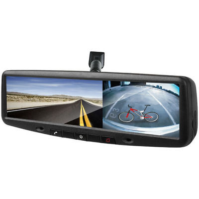 "ROADGEAR MOBILE 4.3"" Rear View Mirror with Built-in Bluetooth 