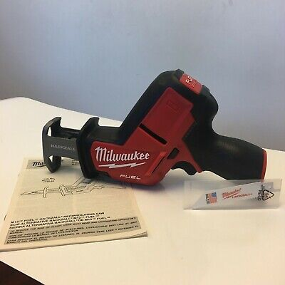 M12 FUEL HACKZALL Recip Saw (Tool Only) Milwaukee 2520-20 New