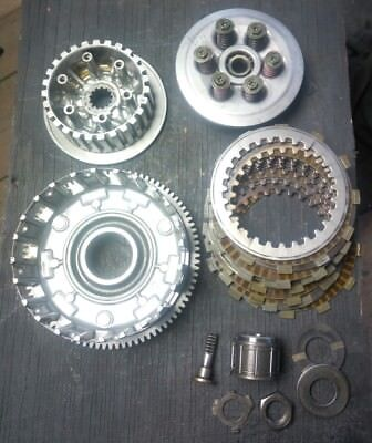 2000 Yamaha R6 Clutch Assembly - Basket, Hub, Pressure Plate etc YZF-R6
