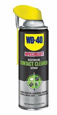 WD-40 Specialist Electrical Contact Cleaner with SMART STRAWSPRAYS 2 WAYS 11