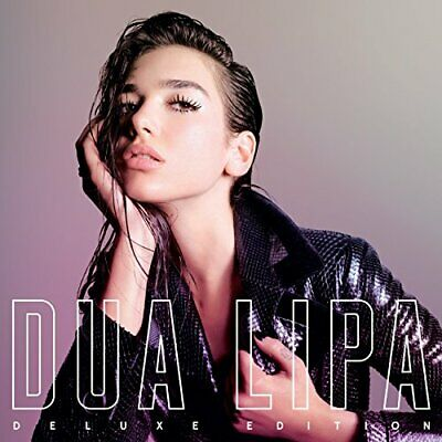 Dua Lipa - Dua Lipa (Deluxe Edition) - Dua Lipa CD QGVG The Cheap Fast Free Post
